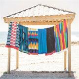 方法反応印刷されたビーチタオル