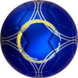 Couro Sewing do resíduo metálico da esfera de futebol da máquina do tamanho 5