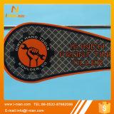 custom Firm Company 로고 제품 자동 접착 스티커