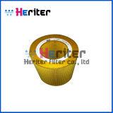 Filtro de aire de papel plisado C1250 del compresor de aire