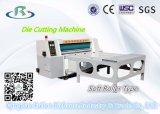 1 Serien-Qualitäts-gewölbtes Kasten-Drucken-kerbende Maschine