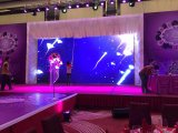P4 Innen-LED Panel-Bildschirm für das Bekanntmachen