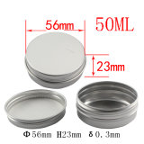 choc 50ml crème cosmétique en aluminium (NAL0104)
