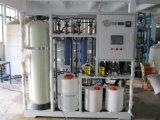Matériel de dessalement d'eau de mer de RO pour l'usage de bateau