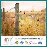 ロール価格を囲う卸売によって電流を通される安全有刺鉄線の塀か有刺鉄線