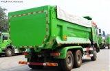 HOWO-T7h 6X4 Zz3257n384hc1 덤프 트럭
