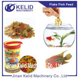 Ce Certificate Hot Sell Flake Fish Food Plant