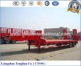 De zware Aanhangwagen van de Vrachtwagen van de laag-Lader van het Vervoer van de Apparatuur