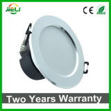 Uso casero 7W SMD5730 AC85-265V Downlight ahuecado LED