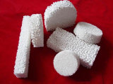 Aluminium Foundry를 위한 반토 Ceramic Foam Filter