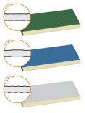 EPSサンドイッチ屋根/壁パネルの生産ライン