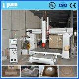 für Holzbearbeitung formende gute Mittellinie CNC-Fräser-Maschine des Preis-5