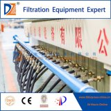 Máquina manual de alta pressão da imprensa de filtro da membrana do petróleo de Dazhang