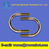 Fabrication de dispositif de fixation de boulon en U et de noix de solides solubles