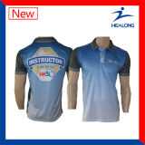 Import-Tinten-Sublimation-Polo-Hemden