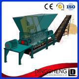 ベストセラーの二重シャフトの木製の家具のシュレッダー機械
