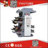 Feuille UV PVC haute vitesse BOPP PE Label Papier Coupe Film plastique Sac Flexographique Flexo Printing Machine Prix