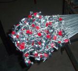 fil de bride de fixation de 12gax6FT pour le plafond