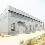 Prefabricated 강철 구조물 금속 작업장