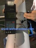 Pipe S31803/2205 sans couture de l'acier inoxydable A789/A790 d'ASTM