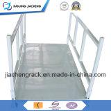 鋼鉄溶接粉のコーティングかGalvernizedのスタック可能パレットの熱販売