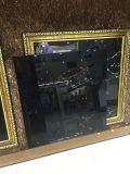 La porcelana Polished llena de Galzed embaldosa los azulejos negros estupendos (6000C)
