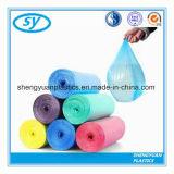Многофункциональные подгонянные мешки отброса HDPE/LDPE пластичные