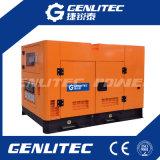 Generador insonoro diesel del generador 30kVA Yangdong de la potencia