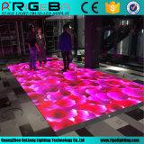 휴대용 P6.25 발광 다이오드 표시 스크린 댄스 플로워를 점화하는 새로운 직업적인 단계
