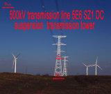 Riga di trasmissione di Megatro 500kv torretta della trasmissione della sospensione di CC di 5e6 Sz1