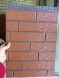 """Panneaux """"sandwich"""" imperméables à l'eau matériels métalliques de l'isolation ENV pour la toiture de la Chambre préfabriquée"""