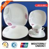 Venta caliente 18PCS Porcelana cena conjunto