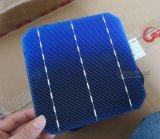 Mono célula solar da eficiência elevada 156
