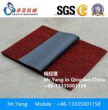 Esteira dobro do carro da cor de /PVC da máquina da extrusão da máquina/tapete da esteira da bobina do PVC que faz a máquina