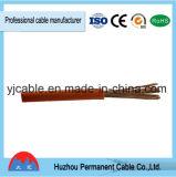 Especificaciones del cable de la soldadura que sueldan el cable y que atan con alambre la cuerda