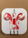 Oortelefoon de van uitstekende kwaliteit van het Embleem van de Douane voor Mobiele iPhone