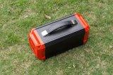 Generador de energía del sistema de energía de reserva de la batería para el recorrido