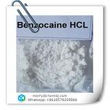 Lidocaine cru farmacêutico do pó para o anestésico local CAS 137-58-6
