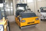 12 톤 자기 추진 두 배 드럼 아스팔트 도로 쓰레기 압축 분쇄기 (JM812HC)