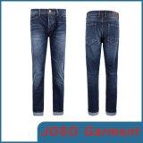 Calças das calças de brim dos homens do tipo (J3070)