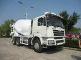 6X4 12t de Vrachtwagen van de Concrete Mixer 3axle