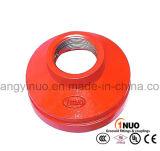 Redutor concêntrico rosqueado FM/UL/Ce da alta qualidade