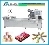 Automatische van het Suikergoed het Voeden en van de Verpakking Machine voor Lolly (fzb-400A)