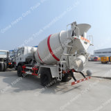 Sinotruk 4X2 Concrete Mixer Light Duty Truck