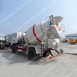 Carro de poca potencia del mezclador concreto de Sinotruk 4X2