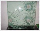 vidro temperado de 3-19mm para a parte superior de tabela/aparelho electrodoméstico/parede da porta/cortina