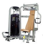 La gymnastique commerciale de sports a posé la machine de presse de poitrine