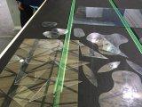 para diversos tipos de cristal originales línea de corte máquinas de las dimensiones de una variable