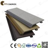 Revêtement en bois Anti-UV imperméable à l'eau du plastique WPC (TF-04E)