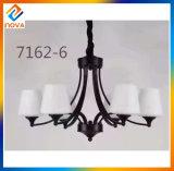 Lampadario a bracci europeo del metallo della lampada del soffitto della lampada Pendant di stile